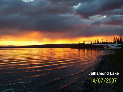 Jathamund Lake 2007