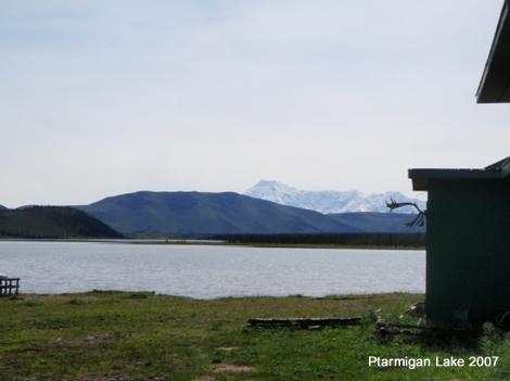 Ptarmigan Lake 2007