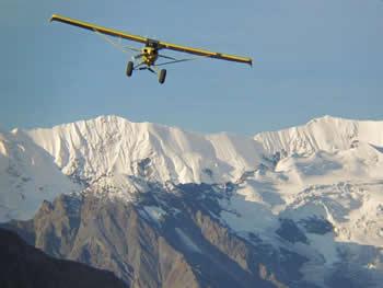 40-Mile Air Alaska Flight
